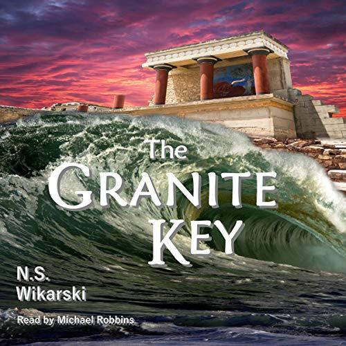 The Granite Key audiobook cover art