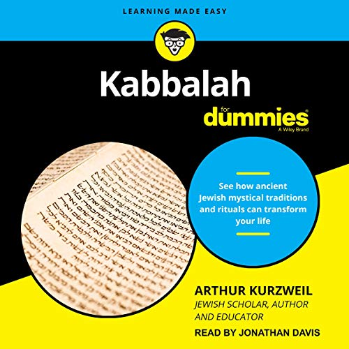 Couverture de Kabbalah for Dummies