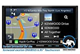 Tuff Protect Anti-Glare Screen Protectors for Kenwood eXcelon DNX893S Nav Car Indash DVD Receiver