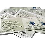 Pack de 10 Pruebas de Detección de Cocaína en Orina