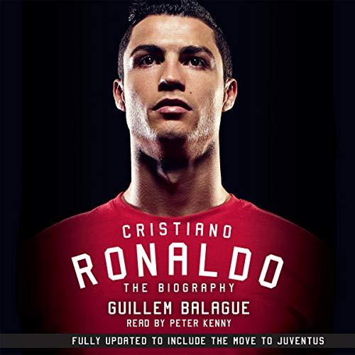Cristiano Ronaldo cover art