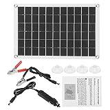Módulo Solar, Panel Solar portátil de 12 / 24V 100W, Panel...