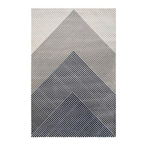 Tapijten gebied tapijten moderne minimalistische woonkamer salontafel mat tapijt slaapkamer kamer bed bed onder tapijt Scandinavische tapijten tapijt
