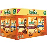 Belvita Breakfast Biscuits Bite-Size Snack Variety Packs, 1 Oz, Pack Of 36 Packs