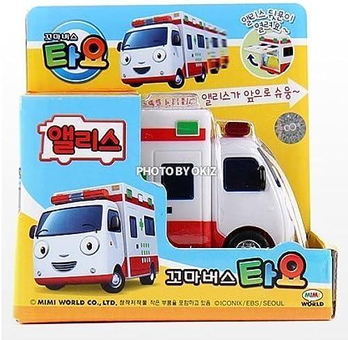 con 60% de descuento Little Bus Tayo Toy Toy Toy - Alice by TAYO  al precio mas bajo