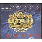 I Want You CD European Ffrr 1993 by Utah Saints