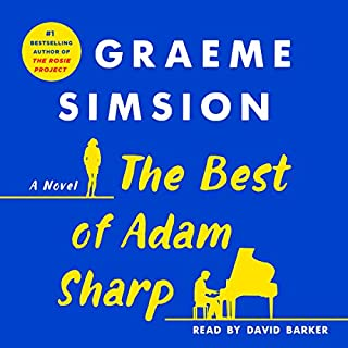 The Best of Adam Sharp audiobook cover art