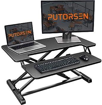 Putorsen Tabletop Monitor and Laptop Riser