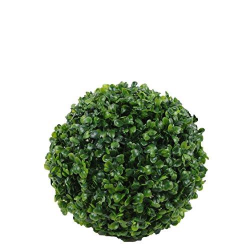 Linder Boule de buis artificiel Vert Ø 8 à 35 cm