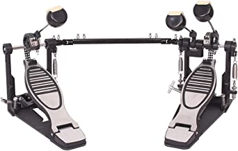 Kuyal Double Kick Drum Pedal for Bass Drum/Professional Double Bass Drum Pedal