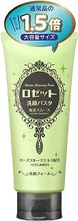 【Amazon.co.jp 限定】大容量 ロゼット 洗顔パスタ 海泥スムース 180g