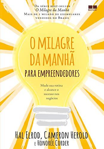 O milagre da manhã para empreendedores