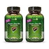 Irwin Naturals Power to Sleep PM, 2mg Melatonin, 120 Soft Gel (Pack of 2)
