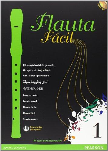 Flauta fácil 1 - 9788420561554