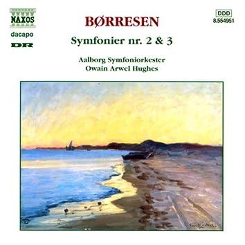 Borresen: Symfonier