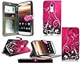 Alcatel A3 XL 9008X New Leather Flip Wallet Phone Case