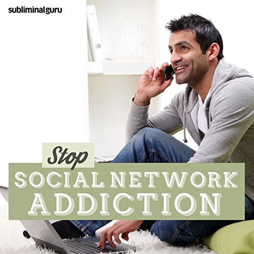 Stop Social Network Addiction cover art