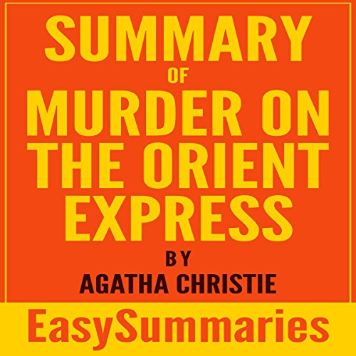 Summary of Murder on the Orient Express Titelbild