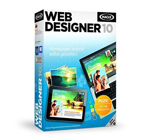 MAGIX ESD/Web Designer 10/DE