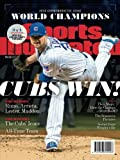 Sports Illustrated Chicago Cubs 2016 World Series Champions Commemorative Issue - Jon Lester Cover:...