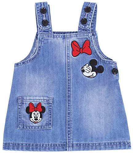Robe en Jean, Souris Minnie Disney 12-18 Mois