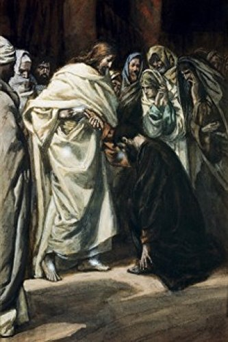 Price comparison product image Posterazzi The Unbelief of Thomas James Tissot (1836-1902 / French) Poster Print