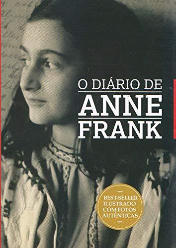 O Diário De Anne Frank Capa Dura
