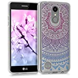 kwmobile TPU Silicone Case for LG K8 (2017) - Crystal Clear