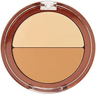 Mineral Fusion Compact Concealer Duo, Warm Shade , 0.11 Ounce