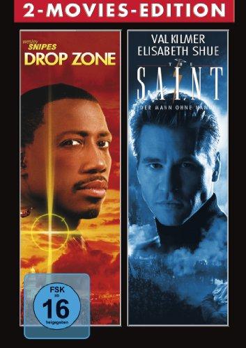 Adrenalin 2 Disc Boxset:Drop Zone & The Saint [2 DVDs]