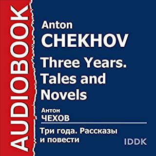 Three Years. Tales and Novels [Russian Edition] Titelbild