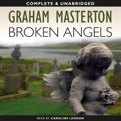Broken Angels: Kate Maguire Book 2 audiobook cover art