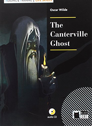 The Canterville ghost. Con App. Con CD-Audio [Lingua inglese]: The Canterville Ghost + CD + App + DeA LINK