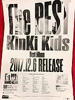Kinki Kids The BEST告知ポスター 堂本光一 堂本剛
