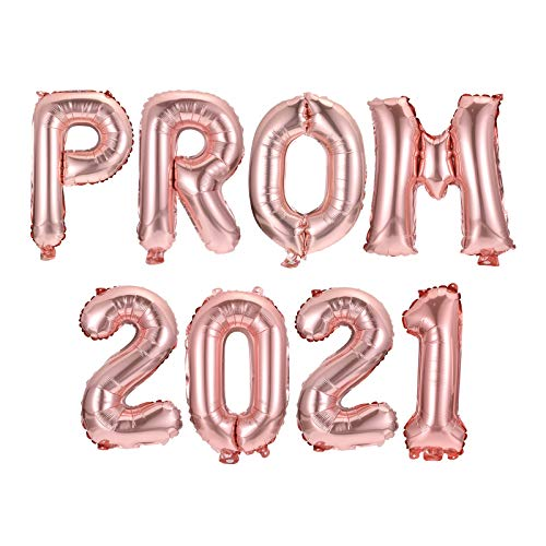 PRETYZOOM 1 Set Graduation Party Balloons Decors PROM 2021 Design Party Balloon Decors Party Decorations