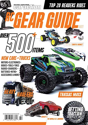 RC GEAR GUIDE : Over 500 items ,new Radio Control Car & tricks 2020