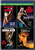 Van Damme Four-Feature Film Set (Hard Target / Lionheart / Sudden Death / The Quest)