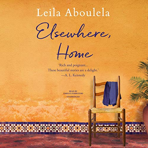 Elsewhere, Home cover art