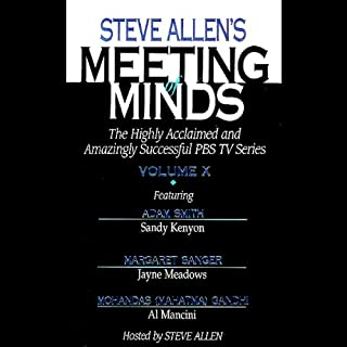 Meeting of Minds, Volume X audiobook cover art