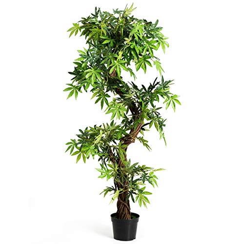 COSTWAY -   Zimmerpflanze Deko,