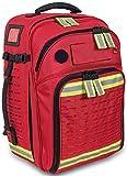 Elite Bags, Paramed's XL, Mochila sanitaria de rescate, Rojo
