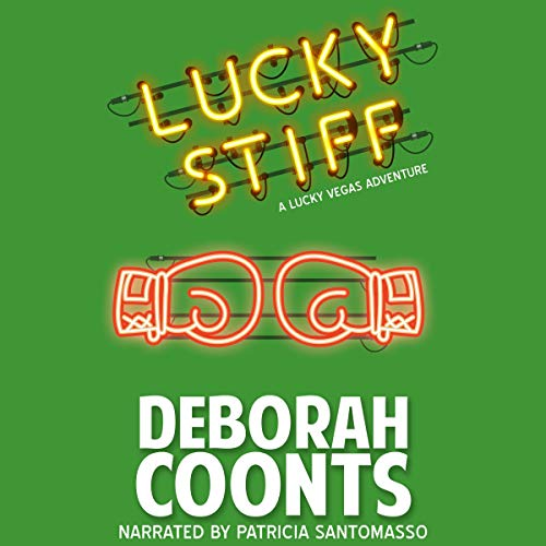 Lucky Stiff Audiobook By Deborah Coonts cover art