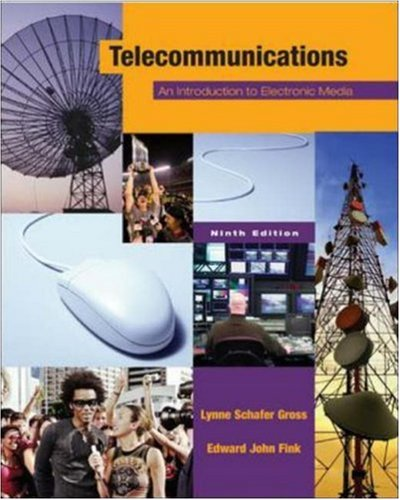 Telecommunications: An Introduction to Electronic Media with PowerWeb