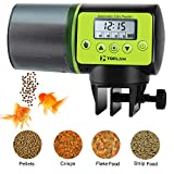 Torlam Auto Fish Feeder, Moisture-Proof Electric Auto Fish Feeder,Aquarium Tank Timer Feeder...