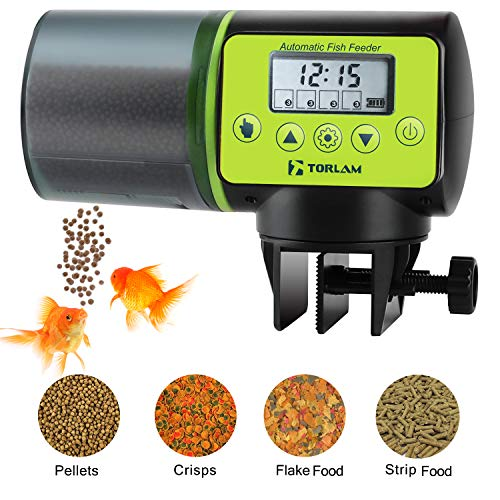 automatic pond fish feeder - 9