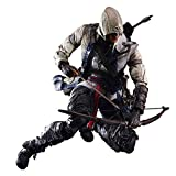 yzz Assassin's Creed 3, Connor Kenway, Connor Kenway, Action Figure in Scatola Modello