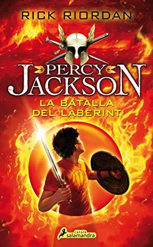 La batalla del laberint (Percy Jackson i els déus de l'Olimp 4): .