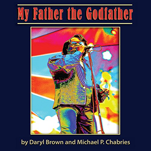 My Father the Godfather audiobook cover art