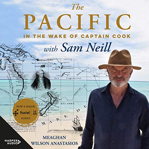 The Pacific audiobook cover art