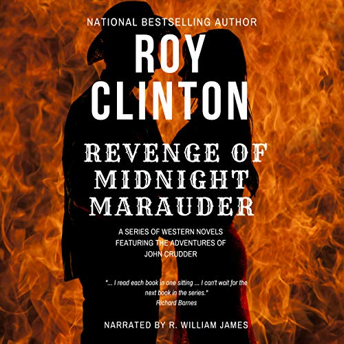 Revenge of Midnight Marauder audiobook cover art